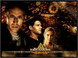 Diane Kruger, National Treasure 2 - The Book Of Secrets, Nicolas Cage